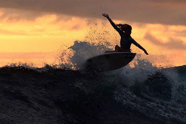 Aelan, prodige du surf à 12 ans