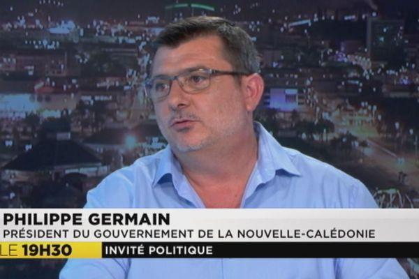 L'invité politique : Philippe Germain