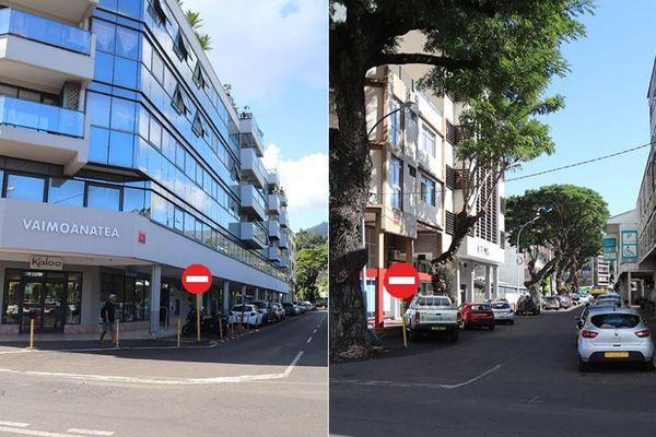 Paofai : deux rues désormais à sens unique