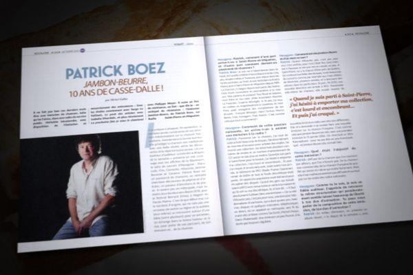 Patrick Boez dans Hexagone