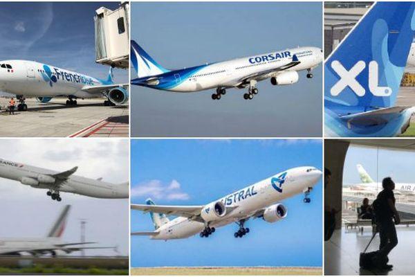 Compagnies aériennes La Réunion