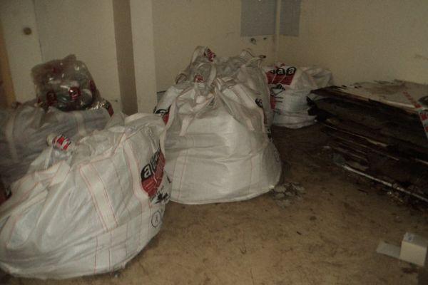CHT de Mamao : l'amiante retiré serait-il mal stocké ?
