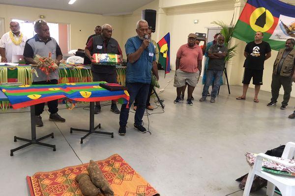 Dixième Congrès du parti travailliste, à Nouméa, 30 novembre 2019