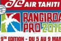 9e édition de la Rangiroa Pro 2018