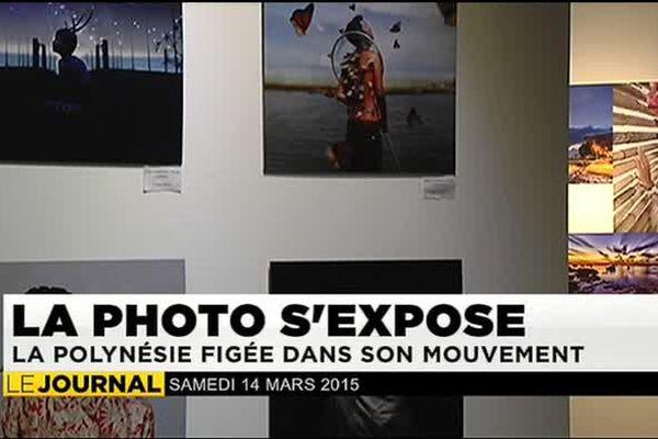 "Expo de photos ""Hoho'a"", ou quand la Polynésie se fige"