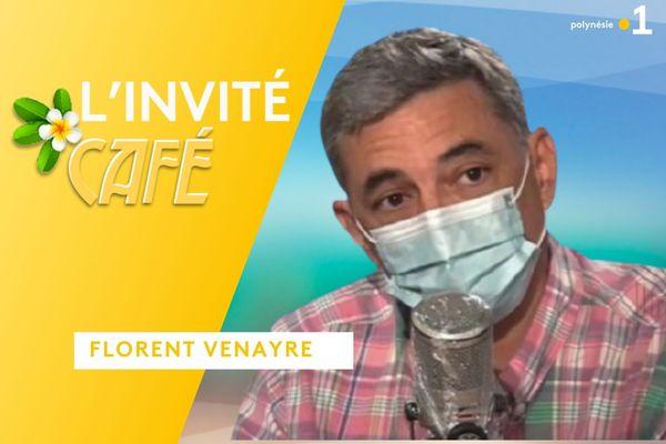 Florent Venayre : invité café