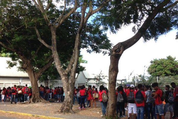 Manifestations lycéens