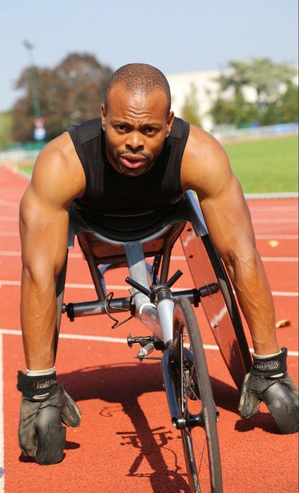Jeux paralympiques : la détermination du Guadeloupéen Alex Adélaïde