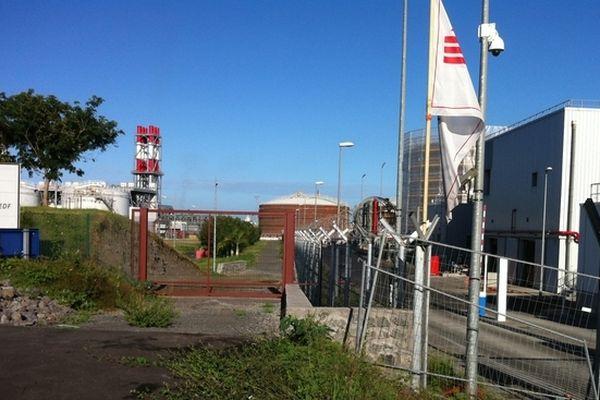 Centrale thermique du Port