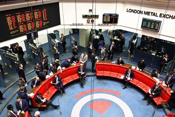 nickel cotation LME Londres