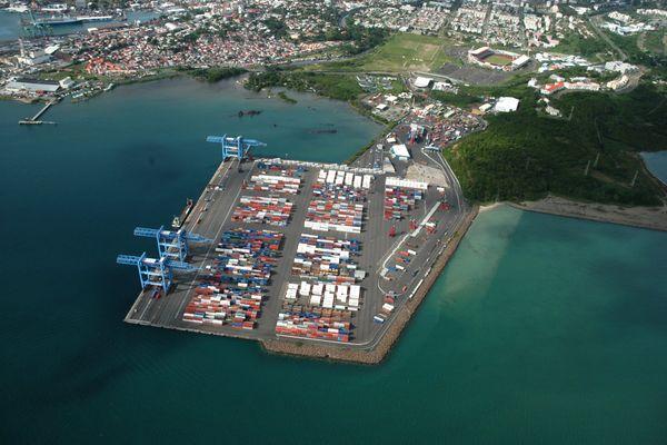Grand port de Fort-de-France