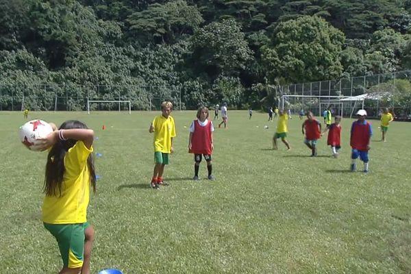 football Raiatea