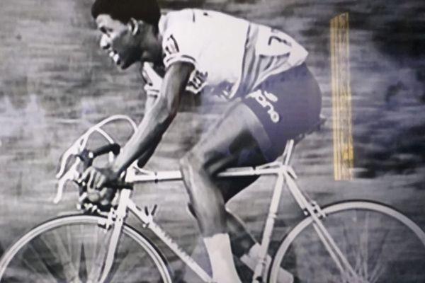 Saint-Louis Zébina de l'Espoir cycliste vainqueur en 1976