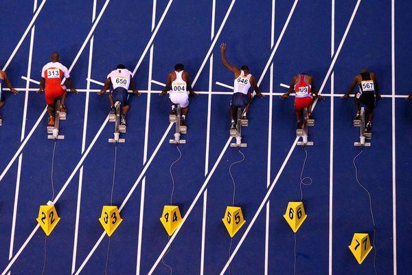 Les Championnats du monde d'athlétisme 2017