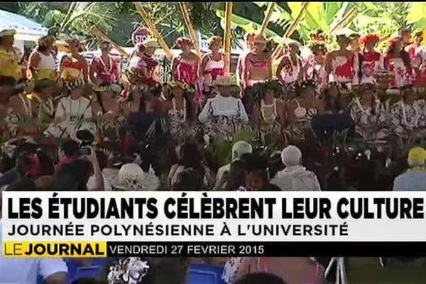 Guerriers d'hier et d'aujourd'hui au cœur de la journée polynésienne