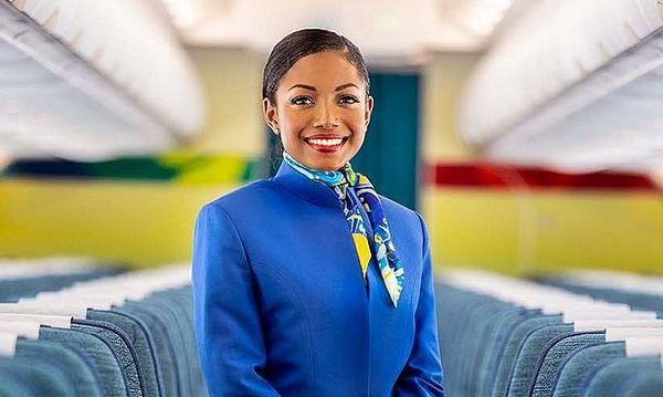 Les nouvelles tenues des hôtesses de Air Seychelles nov 2020