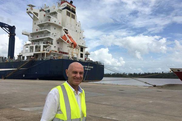 Le grand Port Maritime de la Guyane