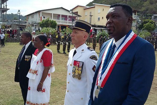 Lt colonel Bonté BSMA Mayotte