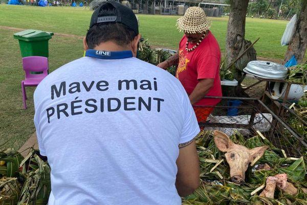 Maeva mai président