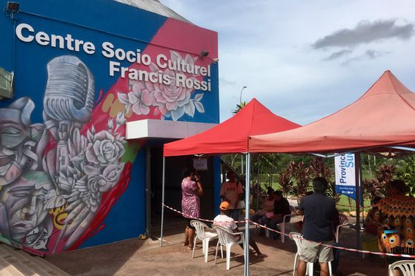 centre socio culturel la foa vaccination covid-19