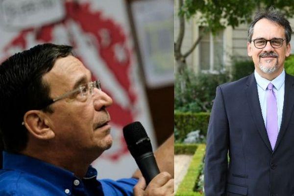 Question au gouvenement de Philippe Dunoyer et Philippe Gomès