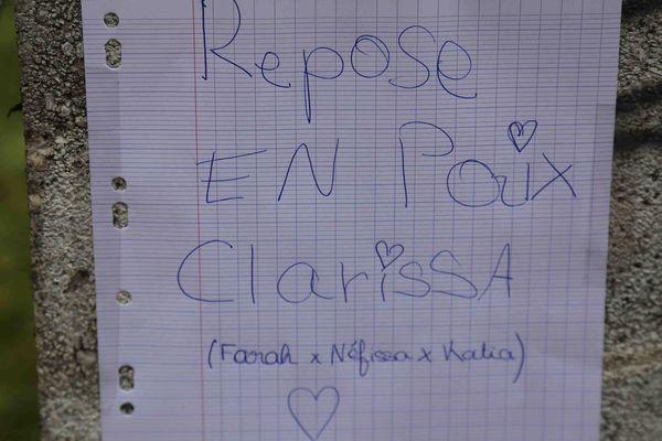 Message de Ferah, Nefissa, Katia