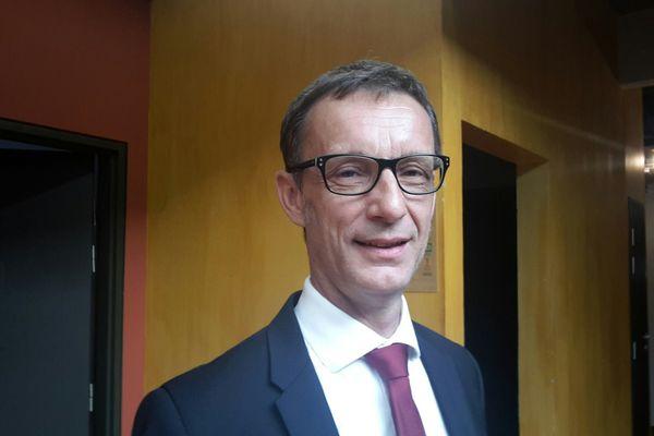 Eric Vaillant procureur de la Guyane