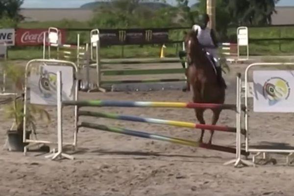 Championnats de saut d'obstacle de Guyane