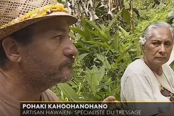 Tressage de bambou