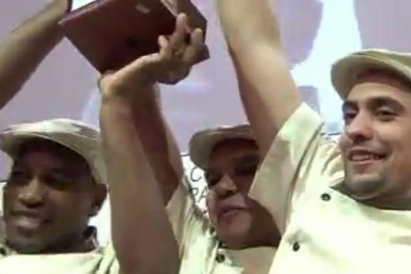 Champions de france de boulangerie