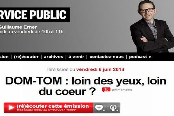 France Inter Service Public