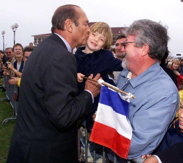 Chirac SPM 1999
