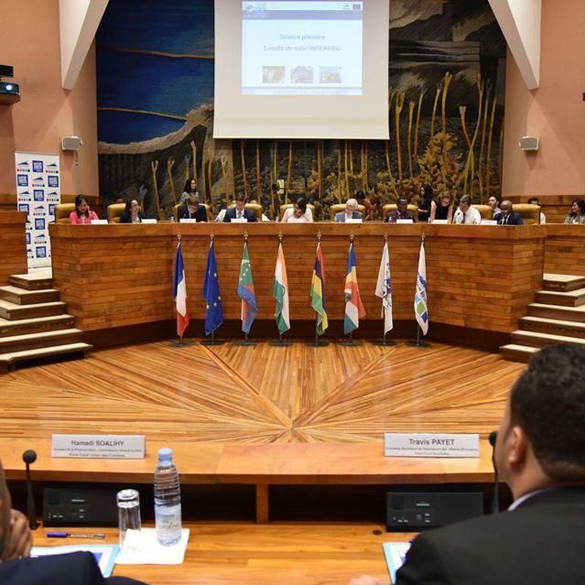 INTERREG OI ; le Département réaffirme sa volonté d'être autorité de gestion