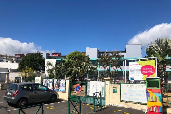 Ecole Eudoxie-Nonge au Chaudron