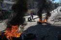 Rues enflammées et affrontements violents à cause de la pénurie de carburant en Haïti
