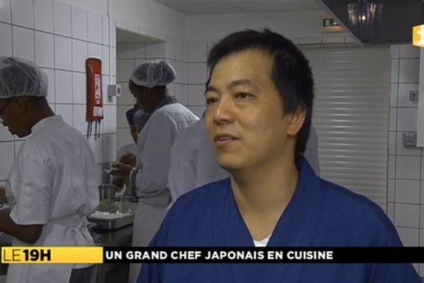 Japonais à Bellefontaine