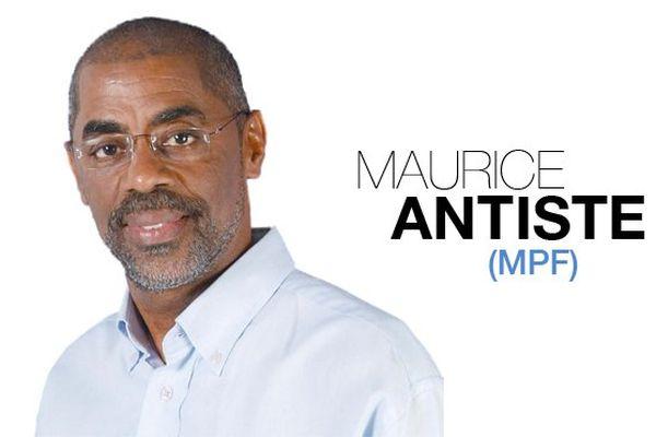 Maurice Antiste