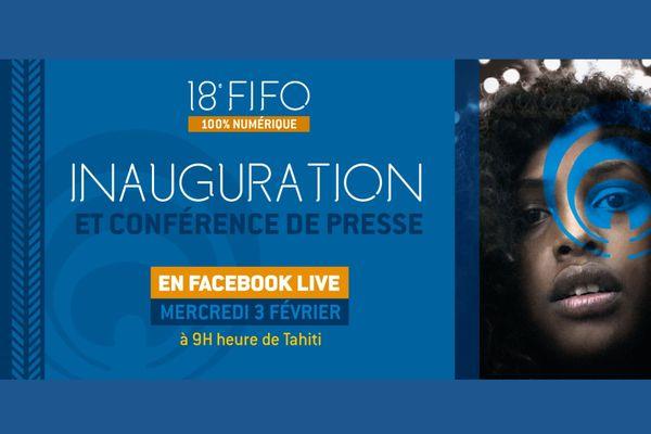 FIFO 2020 : la cérémonie d'ouverture virtuelle du 18e FIFO