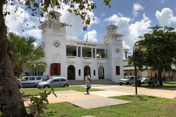 Mairie de Grand-Bourg de Marie-Galante