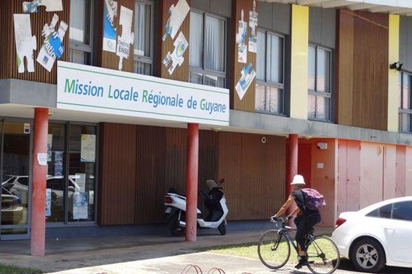Mission Locale Régionale de Guyane
