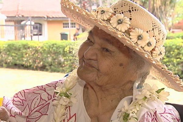 Rosine 97 ans