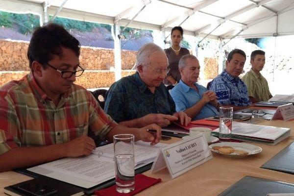 Projet Mahana verdict Jury
