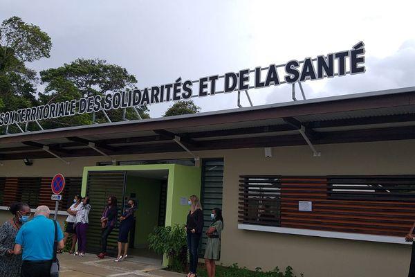 Inauguration de la maison territoriale des solidarités et de la santé