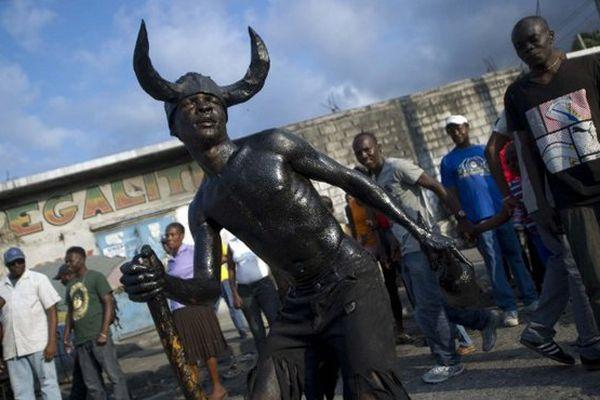 haiti carnaval