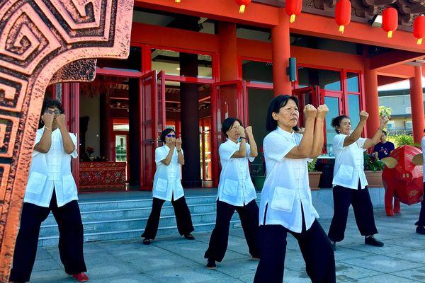 Le temple chinois de Saint-Pierre ouvre ses portes