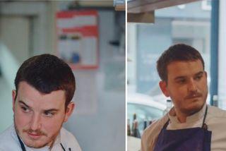 Sous-chef à Fulgurances, Jonathan a eu le privilège de présenter sa cuisine en tant que chef lors d'une soirée «Les seconds sont les premiers».