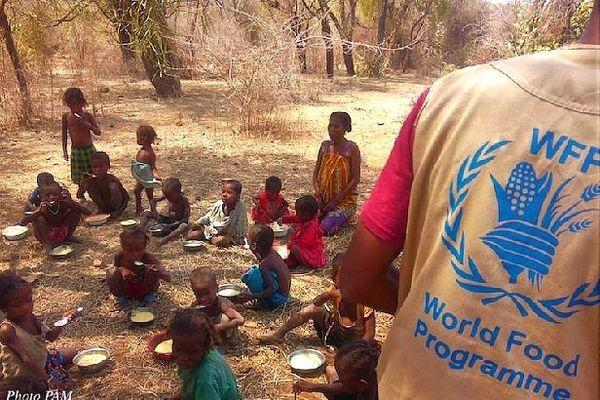 L'aide s'organise pour lutter contre la famine dans le Sud de Madagascar nov 2020