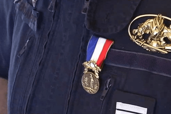 gendarmes décorés