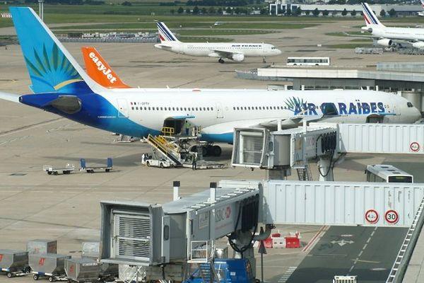 Avion Air Caraibes