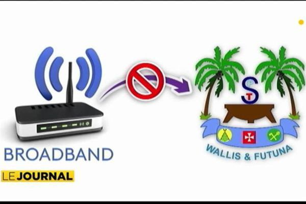 affaire broadband Pacfique